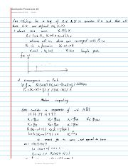 Stochastic Processes 10
