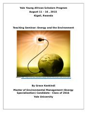 YYAS_GK_1 Energy and the Environment.docx