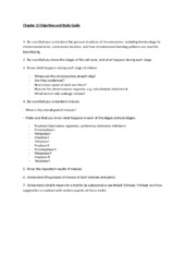 Chapter 12 Objectives and Study Guide.docx