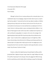 Movie Paper Part 2 - Final