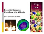 McMaster Chem 1A03 chapter 8