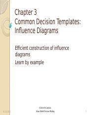 Ch 3 Common Decision Templates Fall 2015(1).pptx