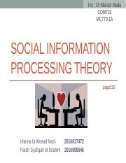 Social Information Processing Theory.pptx