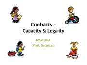 MGT 403 Contracts - Capacity & Legality(1).pptx