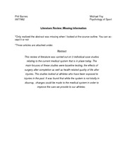 sports science abstract final paper