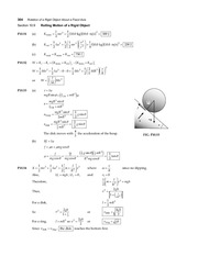 302_Physics ProblemsTechnical Physics