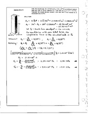 99_Mechanics Homework Mechanics of Materials Solution