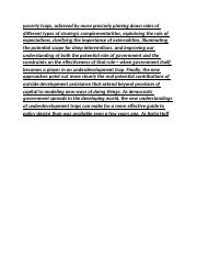 The Political Economy of Trade Policy_2312.docx