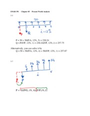Chapter 5 Present Worth Analysis(2) (1)