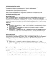 Unit I_Credit Assignment 1 version 1.docx