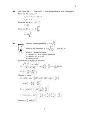Analytical Mech Homework Solutions 110
