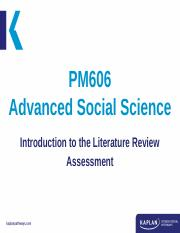 Introduction to the Literature Review Assessment Lecture Slides (1) (1)(1).pptx
