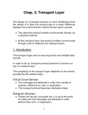 Chap-3Transport-layer