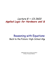 Lecture08EquationalProofs