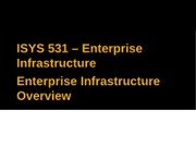 01-Enterprise Infrastructure Overview