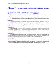 Ch 5 Textbook Answers (6E).doc