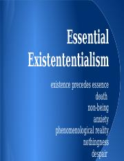 psyc+501+existentialism