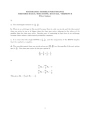 midterm solution B