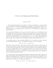 note-exponential