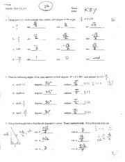 Quiz 4.2-4.3 Answers