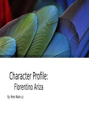Character Profile-AP English IV.pptx