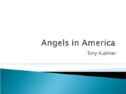 Angels in America (kellie)