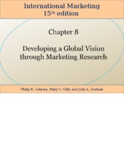 8 Student_International_Marketing_15th_Edition_Chapter_8