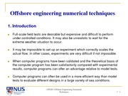 OT5201 (pdf) 7. Offshore Engineering Numerical Techniques