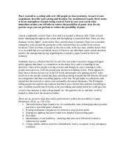 Unit III - Fire Prevention Essays.docx