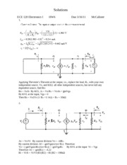 ECE128 Solutions to HW6 - McC