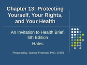 concepts of wellness ch3 protecting yourself your rights and your health