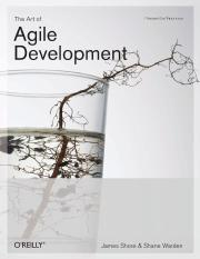 art_of_agile_development