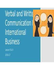 ICS_Lesson_8_&9_Verbal_&_Written_Comm (1)