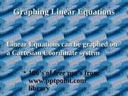 graphing linesOpt