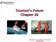 Chapter+20Tourism+Future