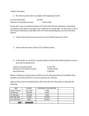 ACCT 3311 Exam 2- Chapter 6 Examples.docx