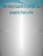 The many hazards to people and property from.pptx