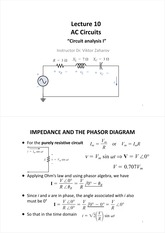 Lecture 10_AC Circuits(1)