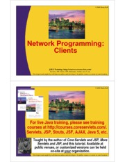 17-Network-Programming-Clients