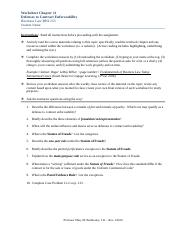 Chapter 11 Worksheet.doc