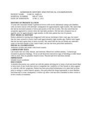 hca 240 week 2 appendix b