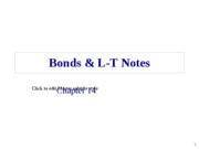 14 Ch0. 14 - Bonds and L-T Liabs.