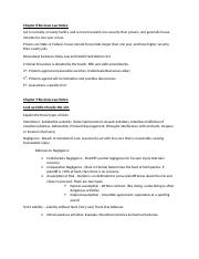Chapter 8 & 9 Business Law Notes.docx