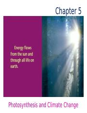 Chap 5 - Photosynthesis and Climate Change - s.pptx