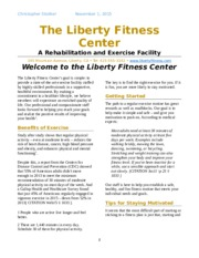 WD D-Liberty Fitness