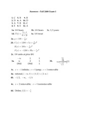 F08ExamAnswers