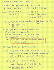 Fall 2011 - Math 145 - Exam 1 Solutions