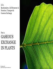_Lecture_Notes_Gaseous_Exchange_in_Plants_2015_