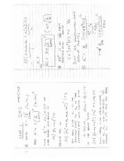 Midterm Exam 1 Sample Solutions
