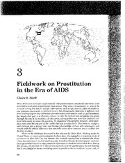Sterk_Fieldwork_on_Prostitution